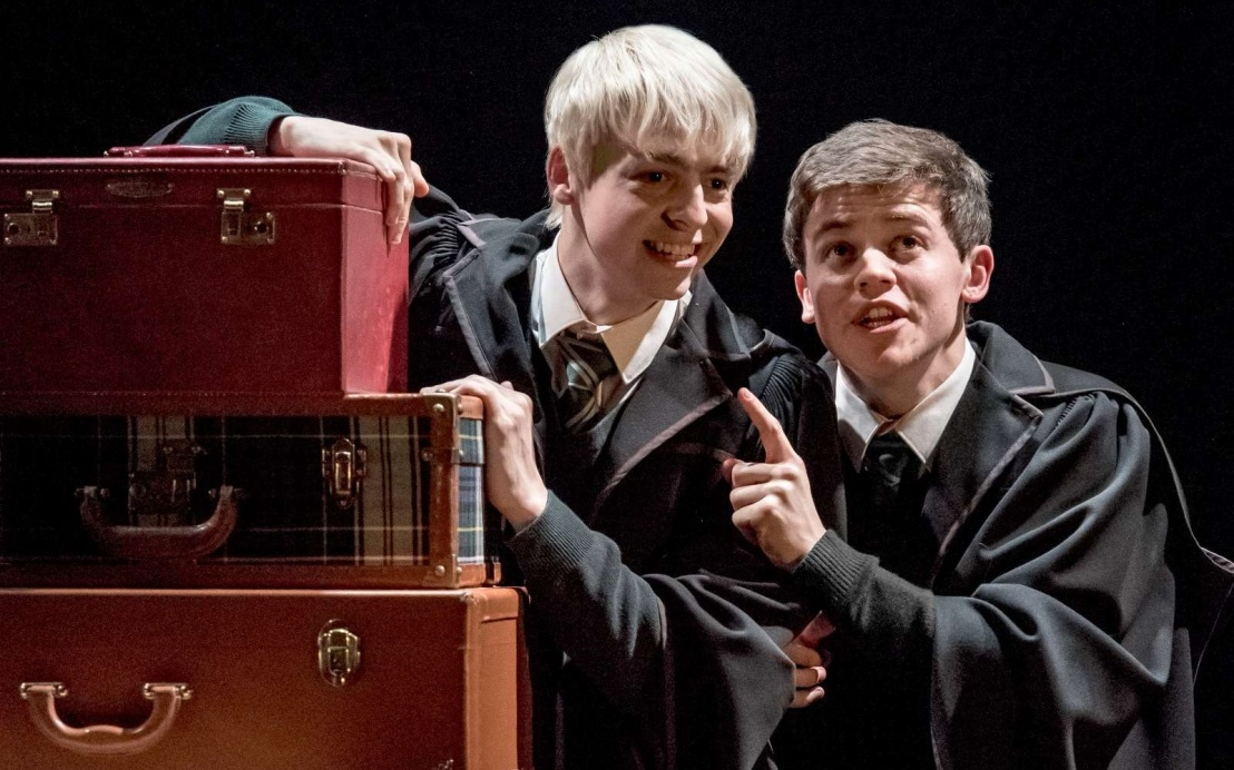 Love and Romance in The Cursed Child