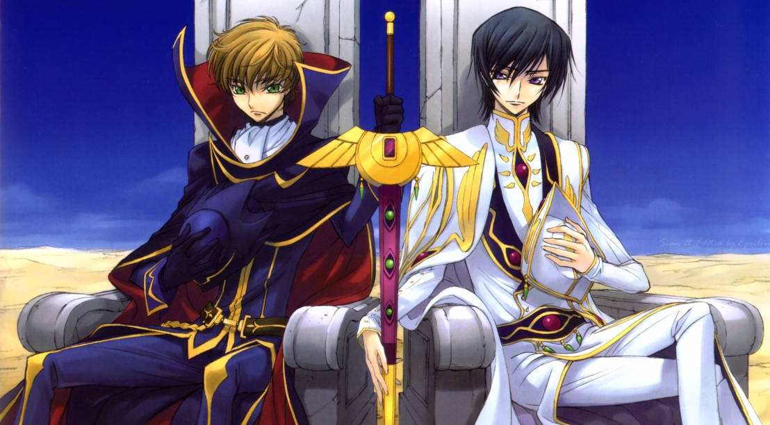 Politics with Pizza Retrospective: Lelouch and Suzaku
