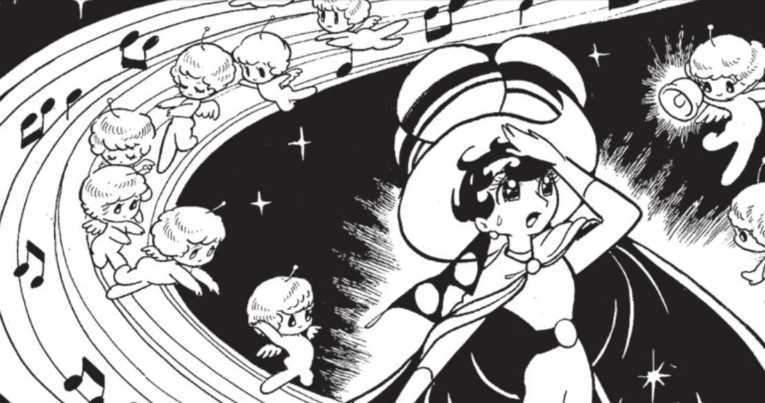 LGBTQ Manga Book Club Princess Knight