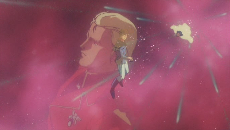 12 Days of Anime: Char's Counterattack, or How to Resolve a Nine Year Love Triangle the Gay Way